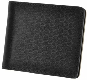 Подарок Портмоне BlankNote 1.0 'Карбон' Графит (зажим для денег) (BN-PM-1-g-karbon)