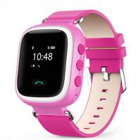 Детские умные часы с GPS трекером GW900 (Q60) Pink