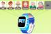 фото Детские умные часы с GPS трекером GW900 (Q60) Pink #5