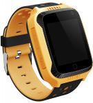 Детские умные часы с GPS трекером Smart Baby Watch  G900A (Q65) Yellow