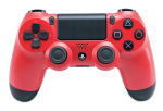 Dualshock 4 для Sony PlayStation 4 Version 2 Magma Red