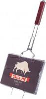 Двойная хромированная решетка Grill Me `BQ-037` (4823082701360)