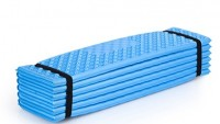 Коврик туристический Кемпинг `X-Fold с аксессуарами резинки, пленка, хенг-тег` (4823082713493)