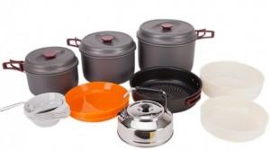 Набор туристической посуды Kovea `Hard 78 KSK-WH78` (4823082711109)