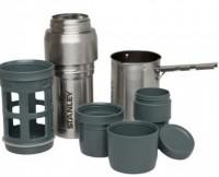 Набор туристической посуды Stanley `Mountain для приготовления кофе и чая 1 Л стальной` (6939236322997)