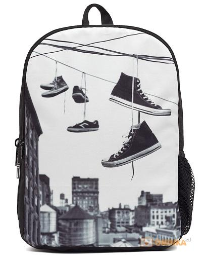 Купить Рюкзак MOJO 'Бруклин - Обувь на проводе' (KAB9985236)