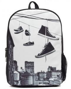 Рюкзак MOJO 'Бруклин - Обувь на проводе' (KAB9985236)