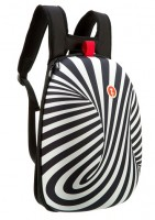 Рюкзак Zipit 'SHELL' Zebra (ZSHL-BWS)