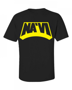 Футболка Na'Vi Casual Logo Black L