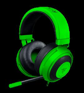 Игровая гарнитура Razer Kraken Pro V2 Green