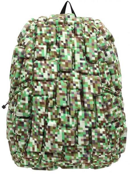 Купить Рюкзак MadPax 'Blok Full' Digital Green (KZ24484101)