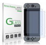 Защитные стекла для Nintendo Switch amFilm Tempered Glass Screen Protector