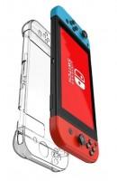 Силиконовый чехол Kungber Anti-Scratch Hard Back Case Cover для Nintendo Switch