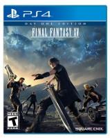 игра Final Fantasy XV PS4