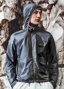Куртка RunMi 90points Sport Jacket Man Dark Grey S (Р30461)