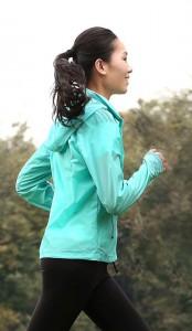 Куртка RunMi 90points Sport Jacket Woman Green S (Р30466)