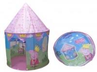 Игровая палатка Peppa 'Волшебный замок Пеппы' (100х135 см) (30012)