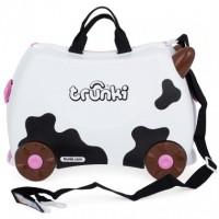 Детский чемоданчик на колесах Trunki 'Frieda Cow' (TRU-C047)