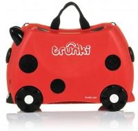Детский чемоданчик на колесах Trunki 'Ladebug Harley' (TRU-L092)