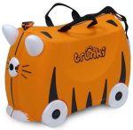 Детский чемоданчик на колесах Trunki 'Tiger Tipu' (TRU-T085)