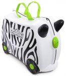 Детский чемоданчик на колесах Trunki 'Zebra Zimba' (TRU-0264)