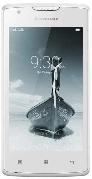 Смартфон Lenovo A1000 Dual Sim White (PA1R0019UA)