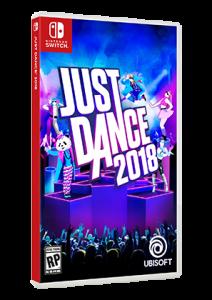 игра Just Dance 2018Nintendo Switch