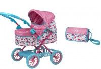 Коляска для куклы Zapf 'Baby Born Делюкс (складная, с сумкой)' (1423494)