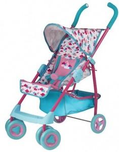 Коляска для куклы Zapf 'Baby Born Идем на прогулку (прогулочная)' (1423492)