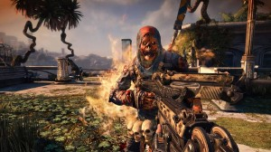 скриншот  Bulletstorm: Full Clip Edition PS4 #5