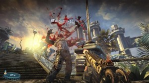 скриншот  Bulletstorm: Full Clip Edition PS4 #2