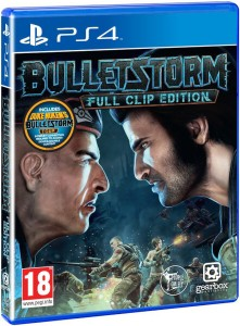 Игра Bulletstorm: Full Clip Edition PS4