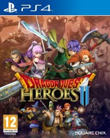 игра Dragon Quest Heroes 2 PS4