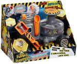 Игровой набор Fungus Amungus S3 'Грузовик-дезинфектор' (эксклюзивная супербактерия) (22525)
