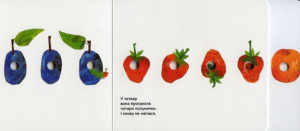 фото страниц Дуже голодна гусениця #3