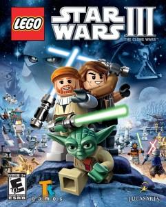 игра LEGO Star Wars 3: The Clone Wars PS3