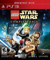 игра Lego Star Wars: The Complete Saga PS 3