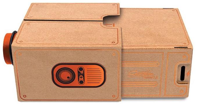 Купить Проектор для смартфона Smartphone Projector 2.0 Luckies 'Cooper' (LUKPRO2C)