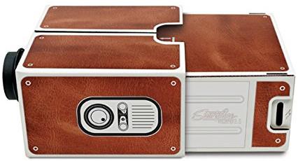 Купить Проектор для смартфона Smartphone Projector 2.0 Luckies (LUKPRO2)