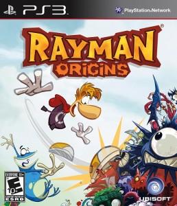 игра Rayman Origins PS3
