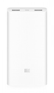 Универсальная батарея Xiaomi Mi power bank 2 20000mAh White Original (Р29805)