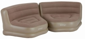 Кресло надувное Vango 'Relaxer Set Nutmeg (2 шт)' (924032)
