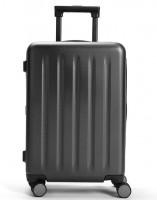 Чемодан 90 points suitcase Dark Grey Magic Night 28