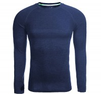 Лонгслив Runmi 90GOFUN long sleeve Blue S (Р30035)