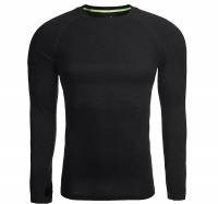Лонгслив Runmi 90GOFUN long sleeve Dark Grey M (Р30050)