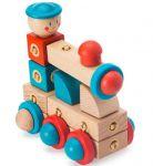 Деревянный Конструктор BEVA Variety Assembled Building Blocks (Р30298)
