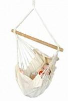 Гамак для новорожденного La Siesta 'Yayita ecru' (YABN-1)