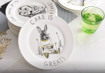 Тарелка 'Отличный торт' (209)