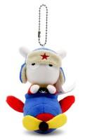 Подарок Брелок Keychain Mi Bunny pilot (1162000070)