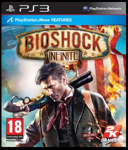 игра BioShock Infinite PS3